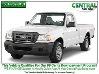 2011 Ford RANGER  | Hot Springs, AR | Central Auto Sales in Hot Springs AR
