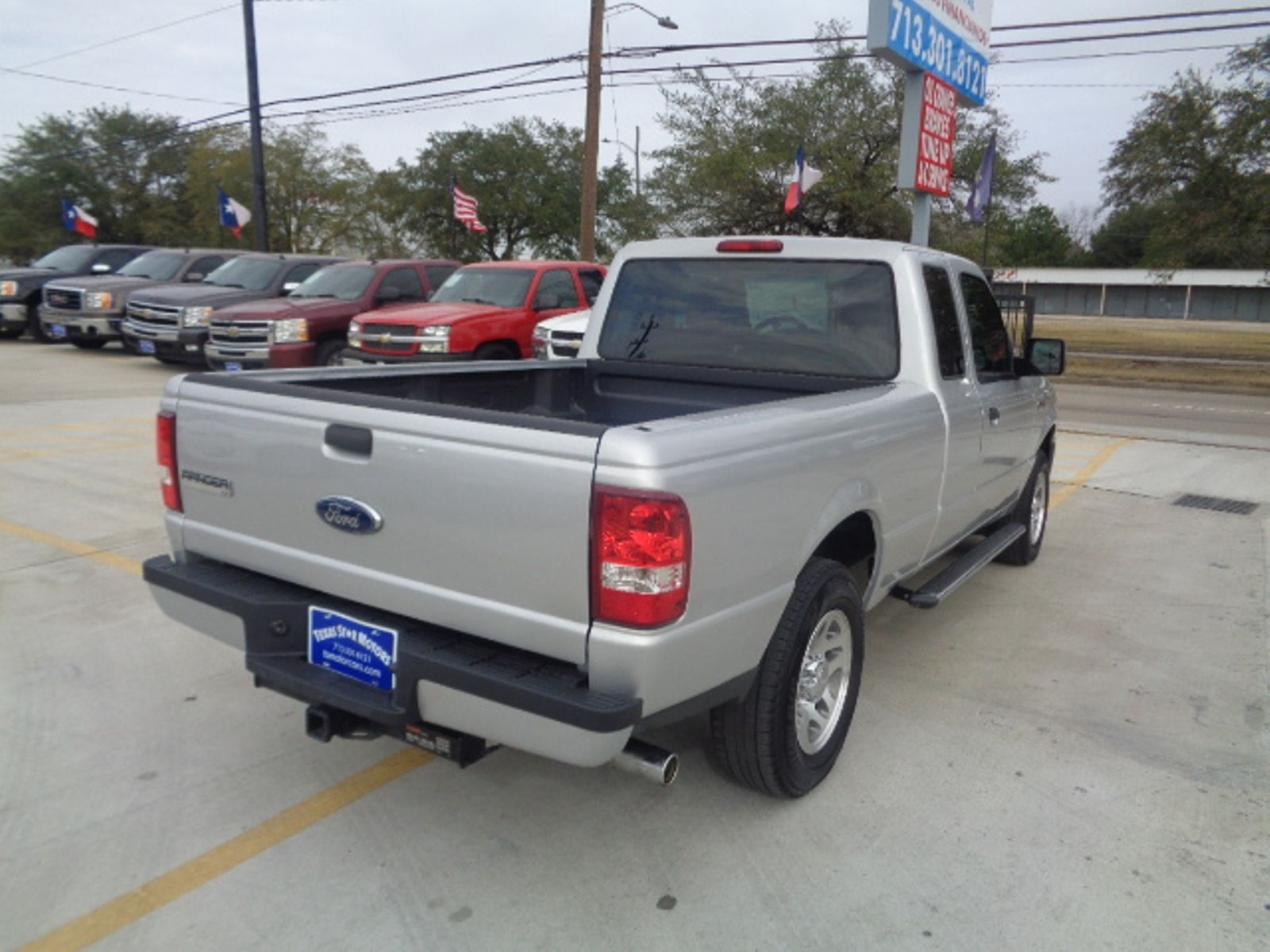 2011 ford ranger xlt city tx texas star motors. Black Bedroom Furniture Sets. Home Design Ideas