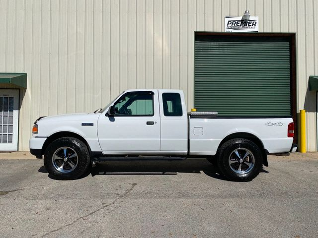 2011 Ford Ranger Extended Cab XLT 4WD