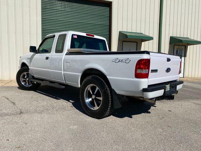 2011 Ford Ranger Extended Cab XLT 4WD in Jacksonville , FL 32246