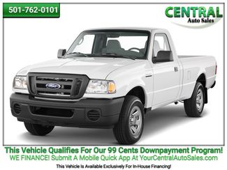 2011 Ford RANGER/PW  | Hot Springs, AR | Central Auto Sales in Hot Springs AR