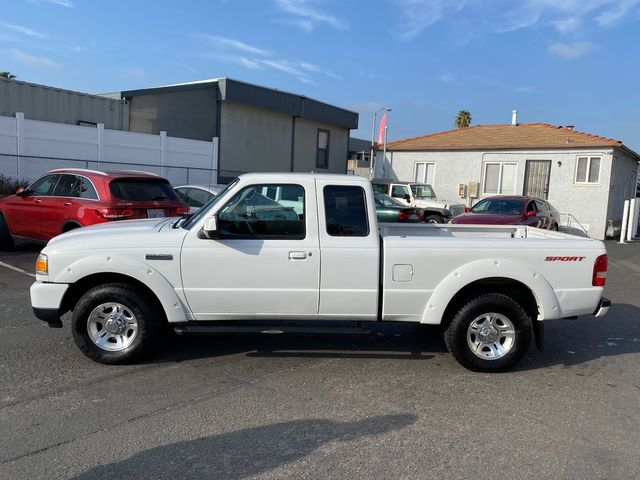 2011 Ford Ranger Sport Extended Cab in San Diego, CA 92110