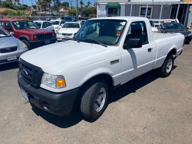 2011 Ford Ranger XL Single Cab W/ 6FT. Bed