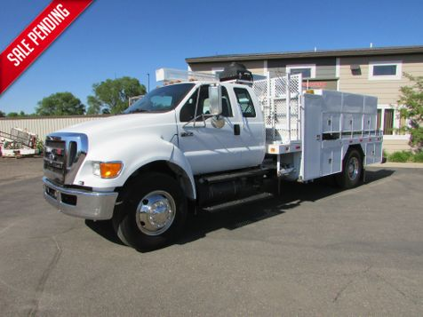 2011 Ford  F-750 Ex Cab Service Utility Truck  in St Cloud, MN
