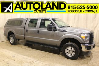 2011 Ford Super Duty F-250 4x4 XL in Roscoe, IL 61073