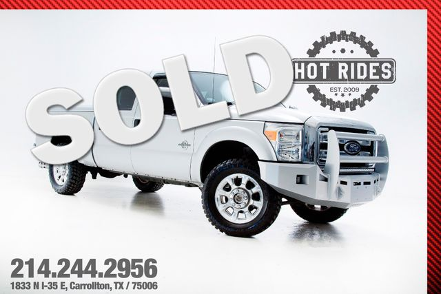 2011 Ford Super Duty F-250 XLT 4x4 Diesel With Upgrades