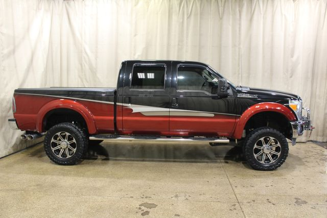 2011 Ford Super Duty F-250 Diesel 4x4 Lariat in Roscoe, IL 61073