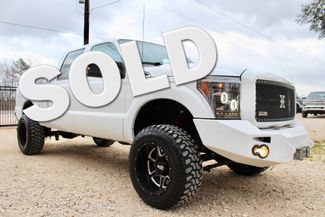 2011 Ford Super Duty F-250 Lariat Crew Cab FX4 4X4 6.7L Powerstroke Diesel Auto LIFTED LOADED Sealy, Texas