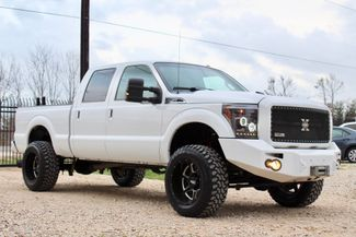 2011 Ford Super Duty F-250 Lariat Crew Cab FX4 4X4 6.7L Powerstroke Diesel Auto LIFTED LOADED Sealy, Texas 1