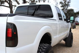 2011 Ford Super Duty F-250 Lariat Crew Cab FX4 4X4 6.7L Powerstroke Diesel Auto LIFTED LOADED Sealy, Texas 10