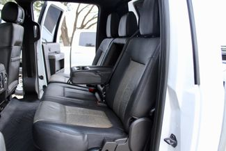 2011 Ford Super Duty F-250 Lariat Crew Cab FX4 4X4 6.7L Powerstroke Diesel Auto LIFTED LOADED Sealy, Texas 40