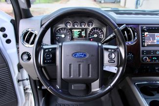 2011 Ford Super Duty F-250 Lariat Crew Cab FX4 4X4 6.7L Powerstroke Diesel Auto LIFTED LOADED Sealy, Texas 55