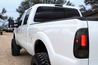 2011 Ford Super Duty F-250 Lariat Crew Cab FX4 4X4 6.7L Powerstroke Diesel Auto LIFTED LOADED Sealy, Texas 8