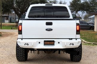 2011 Ford Super Duty F-250 Lariat Crew Cab FX4 4X4 6.7L Powerstroke Diesel Auto LIFTED LOADED Sealy, Texas 9