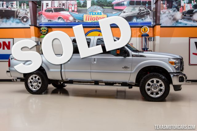 2011 Ford Super Duty F-250 Pickup Lariat 4X4 in Addison Texas, 75001
