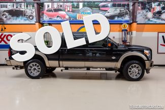 2011 Ford Super Duty F-250 Pickup King Ranch 4X4 in Addison Texas, 75001