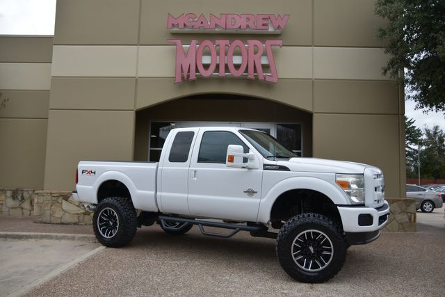 2011 Ford Super Duty F-250 Pickup XLT Extended Cab 6.7L Diesel Central Alps Package