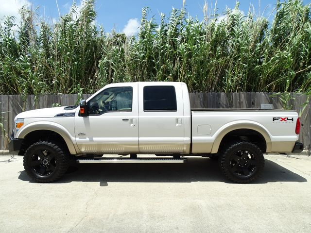 2011 Ford Super Duty F-250 Pickup King Ranch Corpus Christi, Texas 4