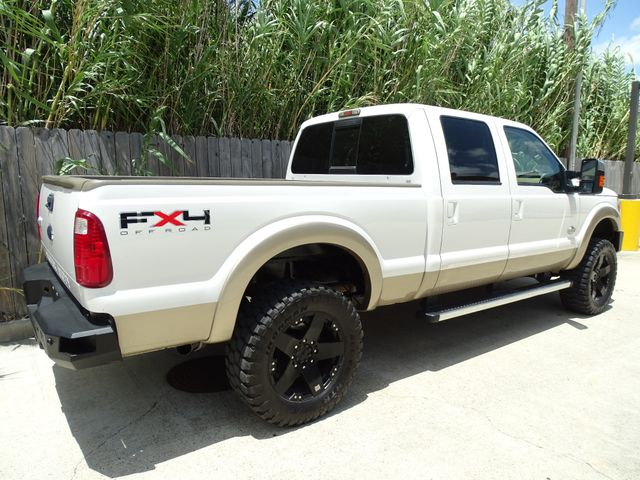 2011 Ford Super Duty F-250 Pickup King Ranch Corpus Christi, Texas 3