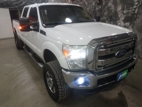 2011 Ford Super Duty F-250 Pickup Lariat Crew 6.2L in Dickinson, ND