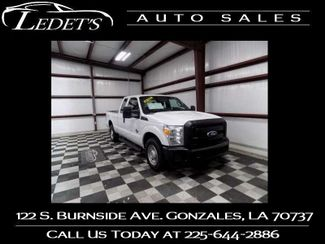 2011 Ford Super Duty F-250 Pickup XL - Ledet's Auto Sales Gonzales_state_zip in Gonzales