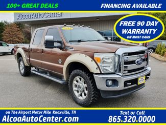 2011 Ford Super Duty F-250 Pickup Lariat 4X4 6.7L V8 Turbo-Diesel in Louisville, TN 37777