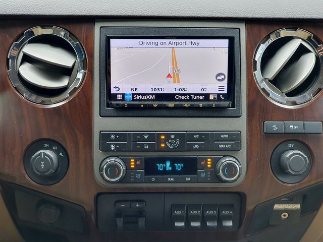 2011 Ford Super Duty F-250 Pickup Lariat 4X4 6.7L V8 TDSL in Louisville, TN 37777