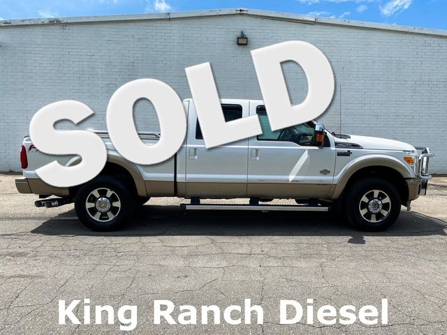 2011 Ford Super Duty F-250 Pickup King Ranch Madison, NC 0