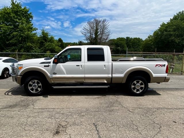 2011 Ford Super Duty F-250 Pickup King Ranch Madison, NC 4