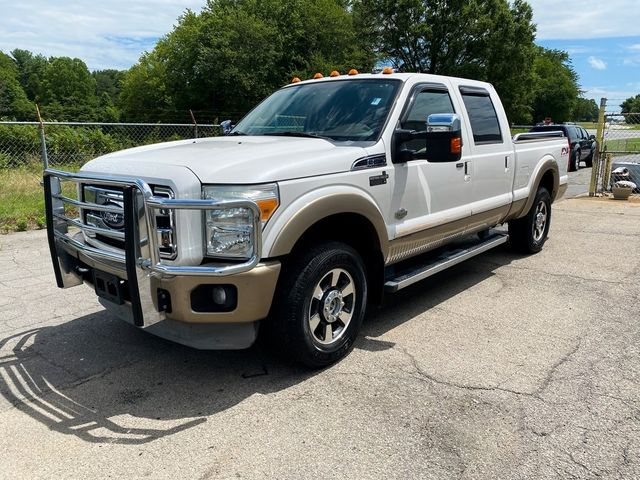 2011 Ford Super Duty F-250 Pickup King Ranch Madison, NC 5
