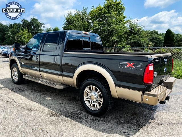 2011 Ford Super Duty F-250 Pickup King Ranch Madison, NC 3