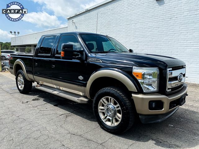 2011 Ford Super Duty F-250 Pickup King Ranch Madison, NC 7