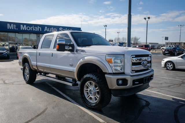 2011 Ford Super Duty F-250 Pickup KING RANCH