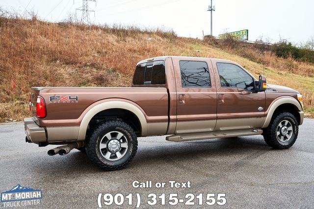 2011 Ford Super Duty F-250 Pickup King Ranch in Memphis, Tennessee 38115