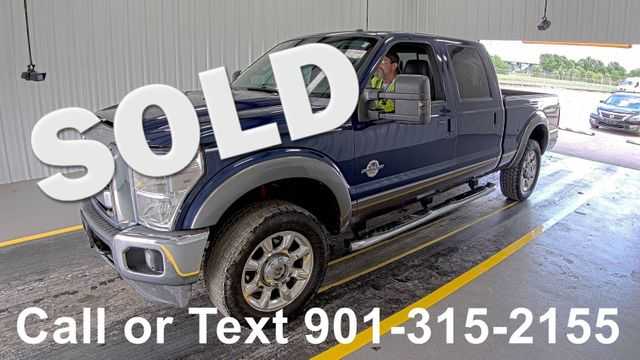 2011 Ford Super Duty F-250 Pickup Lariat in Memphis, TN 38115