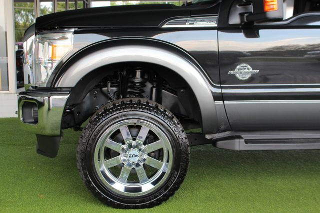 2011 Ford Super Duty F-250 Pickup Lariat Crew Cab 4X4 - LIFTED - ENGINE UPGRADES! Mooresville , NC 20