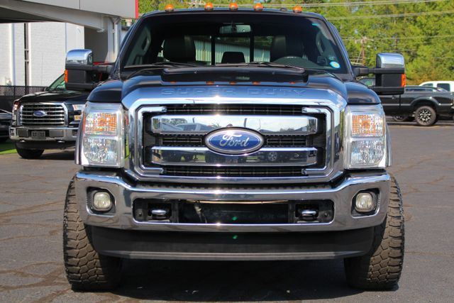 2011 Ford Super Duty F-250 Pickup Lariat Crew Cab 4X4 - LIFTED - ENGINE UPGRADES! Mooresville , NC 15