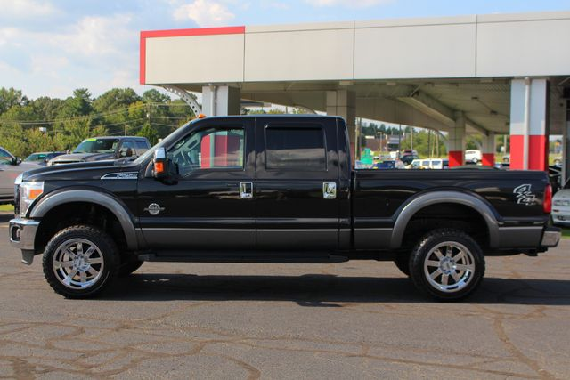 2011 Ford Super Duty F-250 Pickup Lariat Crew Cab 4X4 - LIFTED - ENGINE UPGRADES! Mooresville , NC 14