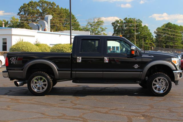 2011 Ford Super Duty F-250 Pickup Lariat Crew Cab 4X4 - LIFTED - ENGINE UPGRADES! Mooresville , NC 13