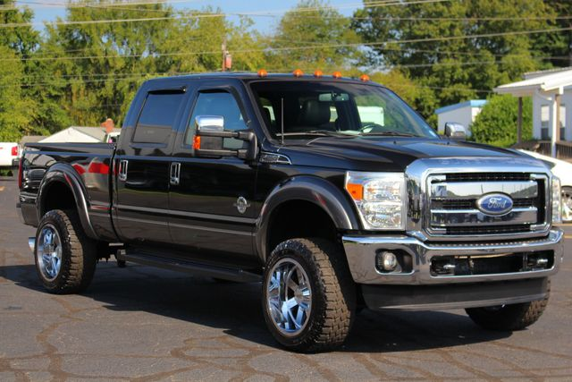 2011 Ford Super Duty F-250 Pickup Lariat Crew Cab 4X4 - LIFTED - ENGINE UPGRADES! Mooresville , NC 21