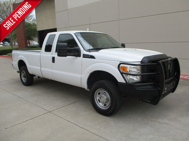 2011 Ford Super Duty F-250 Pickup XL 4X4 Ext Cab 8ft Bed