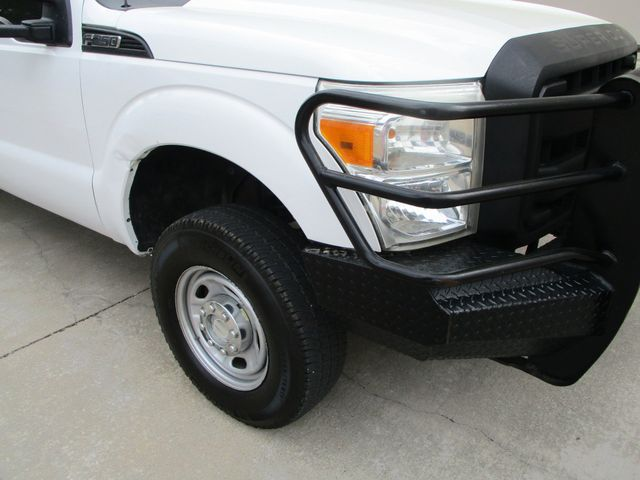 2011 Ford Super Duty F-250 Pickup XL 4X4 Ext Cab 8ft Bed in Plano, Texas 75074