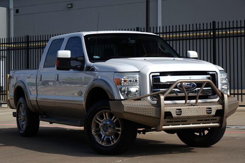 2011 Ford Super Duty F-250 Pickup King Ranch* Nav* BU Cam* Sunroof* 4x4* | Plano, TX | Carrick's Autos in Plano TX