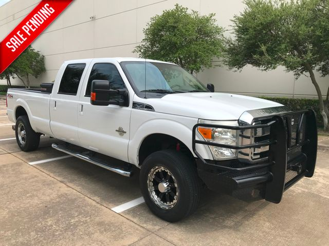 2011 Ford Super Duty F-250 Pickup Lariat FX4 w/Leather in Plano, Texas 75074