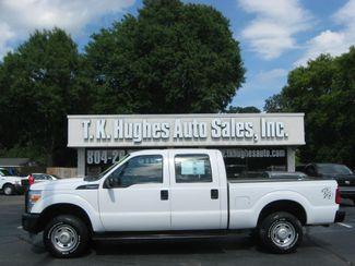 2011 Ford Super Duty F-250 Pickup XL 4X4 in Richmond, VA, VA 23227