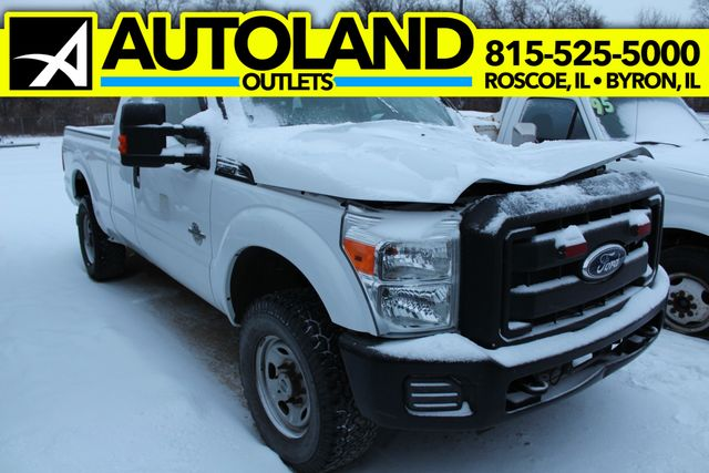 2011 Ford Super Duty F-250 Pickup XL