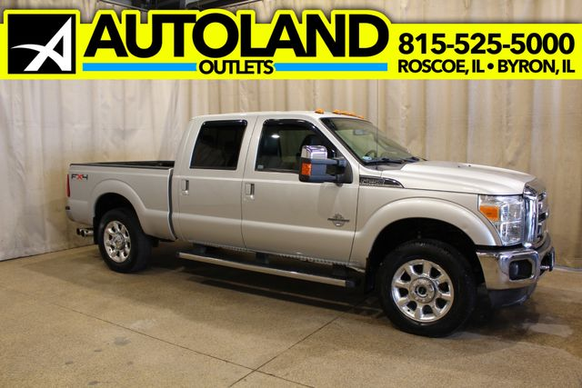 2011 Ford Super Duty F-250 4x4 Diesel Lariat