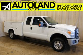 2011 Ford Super Duty F-250 Utlity truck XL in Roscoe, IL 61073