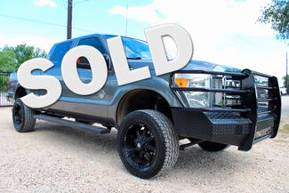 2011 Ford Super Duty F-250 XLT Crew Cab 4X4 6.7L Powerstroke Diesel Auto Sealy, Texas