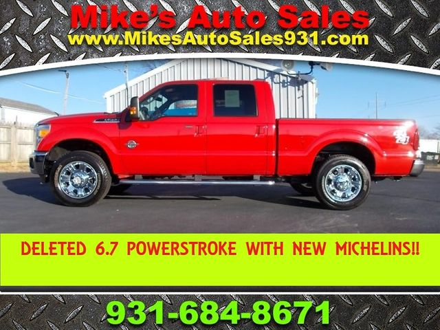 2011 Ford Super Duty F-250 Pickup Lariat Shelbyville, TN 1